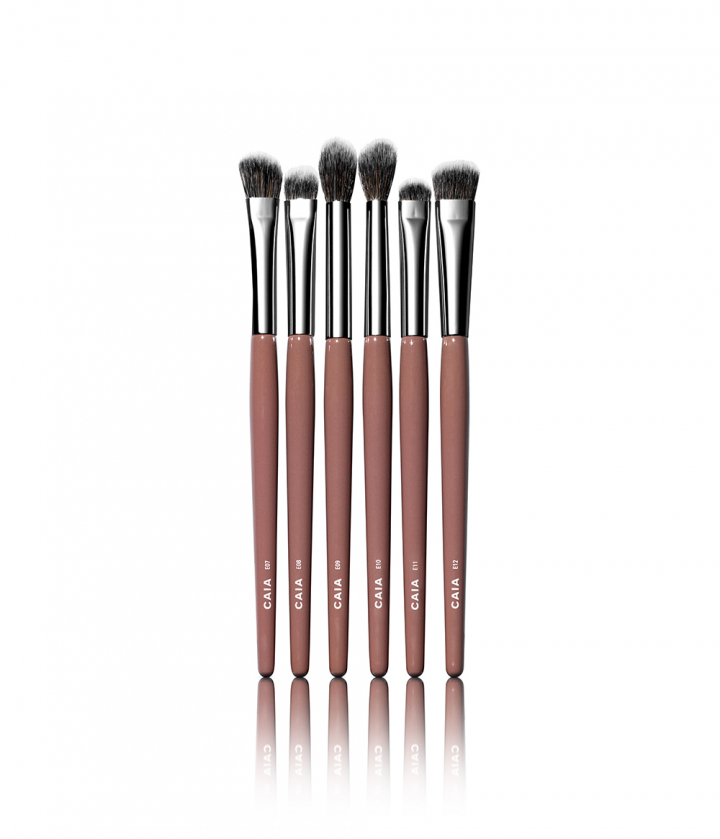 ESSENTIAL BRUSH KIT - EYES i gruppen BORSTAR hos CAIA Cosmetics (CAI175)